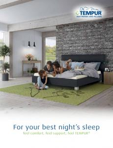 For your best night s sleep