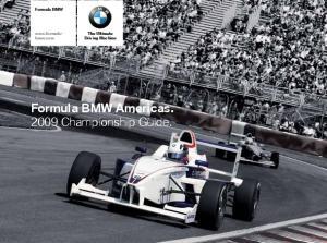 Formula BMW Americas Championship Guide
