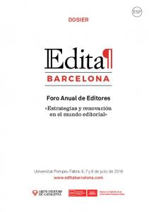 Foro Anual de Editores