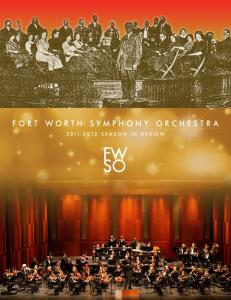 FORT WORTH SYMPHONY ORCHESTRA SEASON IN REVIEW