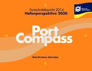 Fortschrittsbericht 2014 Hafenperspektive 2030