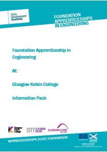 Foundation Apprenticeship in Engineering