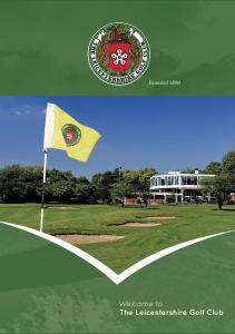 Founded Welcome to The Leicestershire Golf Club
