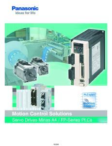 FP-Series PLCs