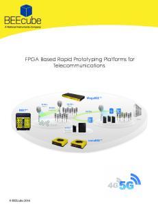 FPGA Based Rapid Prototyping Platforms for Telecommunications