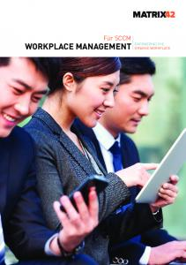 Für SCCM WORKPLACE MANAGEMENT EMPOWERING THE DYNAMIC WORKPLACE