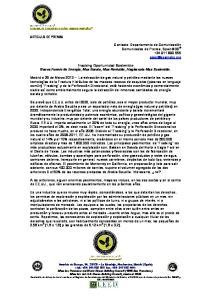 Fracking Oportunidad Sostenible Nueva Fuente de Energía, Mas Barata, Mas Rentable, Hagámosla Mas Sostenible