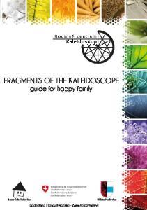 FRAGMENTS OF THE KALEIDOSCOPE