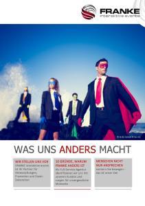 FRANKE GmbH & Co. KG