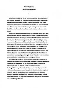 Franz Kabelka: Die Schwarze Donau