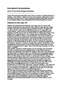 Franz Radziwill: Die Selbstbildnisse