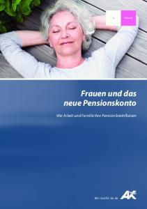 Frauen und das neue Pensionskonto
