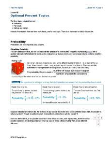 Free Pre-Algebra Lesson 48! page 1