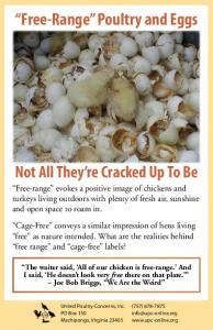 Free-Range Poultry and Eggs