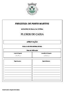 FREGUESIA DE PORTO MARTINS