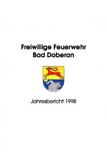 Freiwillige Feuerwehr Bad Doberan