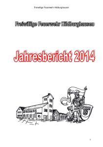 Freiwillige Feuerwehr Hildburghausen