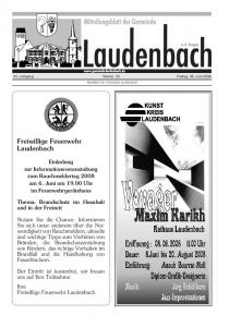 Freiwillige Feuerwehr Laudenbach