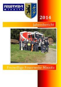 Freiwillige Feuerwehr Mixnitz