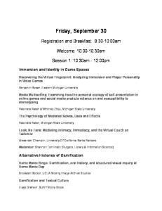 Friday, September 30
