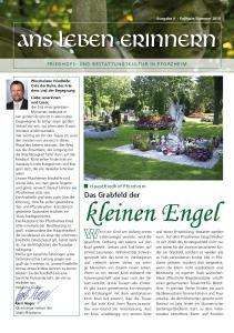FRIEDHOFS- UND BESTATTUNGSKULTUR IN PFORZHEIM. Hauptfriedhof Pforzheim. Das Grabfeld der