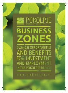 FRIENDLY BUSINESS AND NATURAL ENVIRONMENT