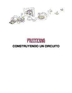 FRITZING CONSTRUYENDO UN CIRCUITO