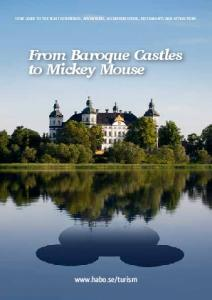 From Baroque Castles to Mickey Mouse