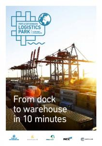 From dock to warehouse in 10 minutes