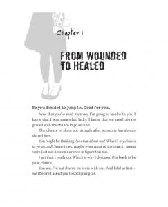 From Wounded to Healed