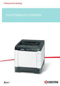 FS-C5250DN FS-1300D