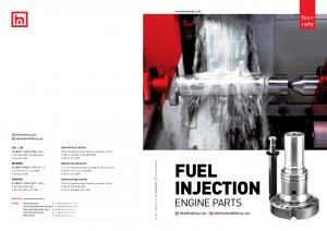 FUEL INJECTION ENGINE PARTS