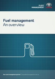 Fuel management An overview