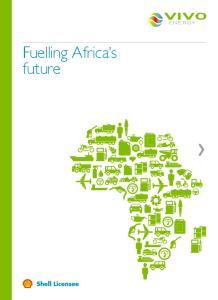 Fuelling Africa s future