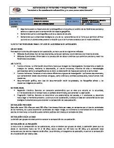 FUENTES Y METODOLOGIAS PARA EL ESTUDIO DE LA GEOGRAFIA DE LAPOBLACION