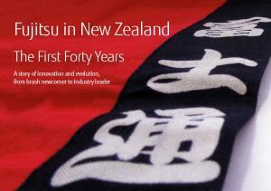 Fujitsu in New Zealand