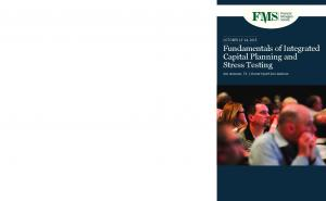 Fundamentals of Integrated Capital Planning and Stress Testing