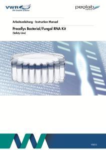 Fungal RNA Kit