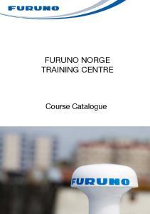 FURUNO NORGE TRAINING CENTRE