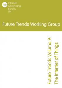 Future Trends Volume 9: The Internet of Things