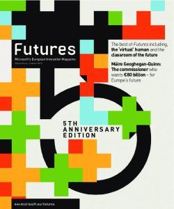 Futures 5TH ANNIVERSARY EDITION