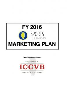 FY 2016 MARKETING PLAN