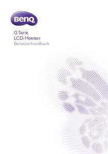 G Serie LCD-Monitor Benutzerhandbuch