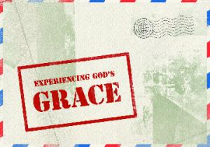 G stands for GOD. Are you experiencing GOD S GRACE?