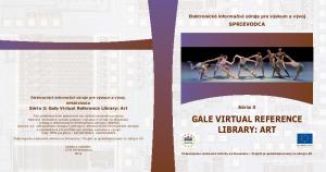 GALE VIRTUAL REFERENCE LIBRARY: ART