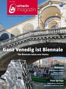 Ganz Venedig ist Biennale