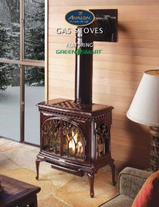 GAS STOVES FEATURING GREEN SMART