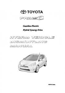 Gasoline-Electric Hybrid Synergy Drive
