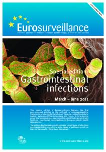 Gastrointestinal infections