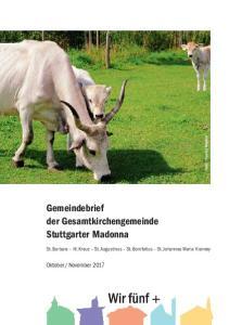 Gemeindebrief der Gesamtkirchengemeinde Stuttgarter Madonna